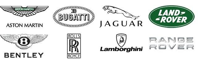Grand Touring Logos